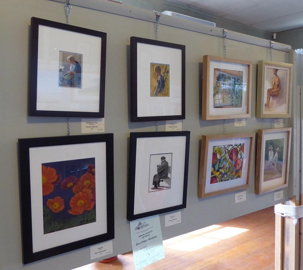 Harcourt Applefest Art Show